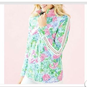 Lilly Pulitzer Bohemian Queen Popover